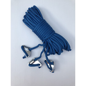 Bent Guy Ropes, light blue